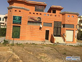 Land 300 sqm For Sale West Somid 6th of October - 2