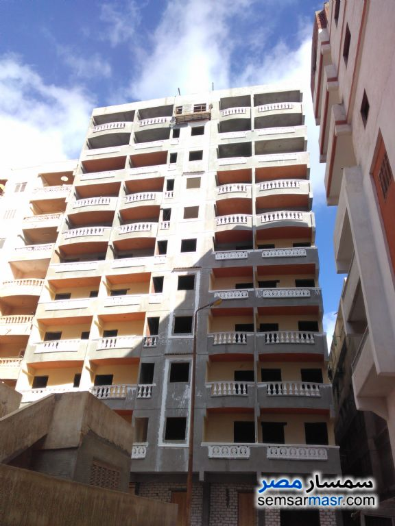 Photo 1 - 2 bedrooms 1 bath 85 sqm without finish For Sale Agami Alexandira