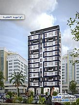 Apartment 2 bedrooms 1 bath 110 sqm semi finished For Sale Nasr City Cairo - 2