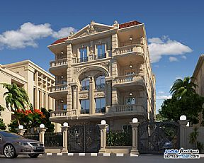 Ad Photo: Apartment 3 bedrooms 2 baths 160 sqm semi finished in Badr City  Cairo