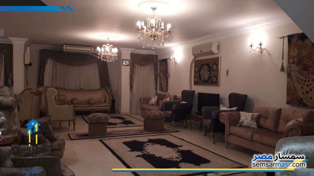 Photo 2 - Apartment 3 bedrooms 3 baths 400 sqm extra super lux For Sale Hadayek Al Ahram Giza