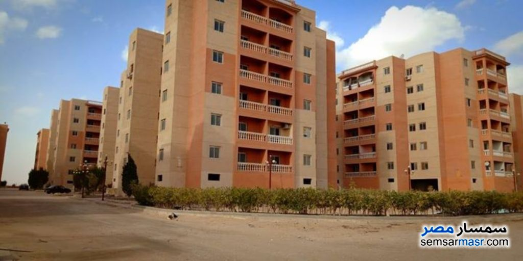 Photo 1 - Apartment 2 bedrooms 1 bath 80 sqm semi finished For Sale Cairo