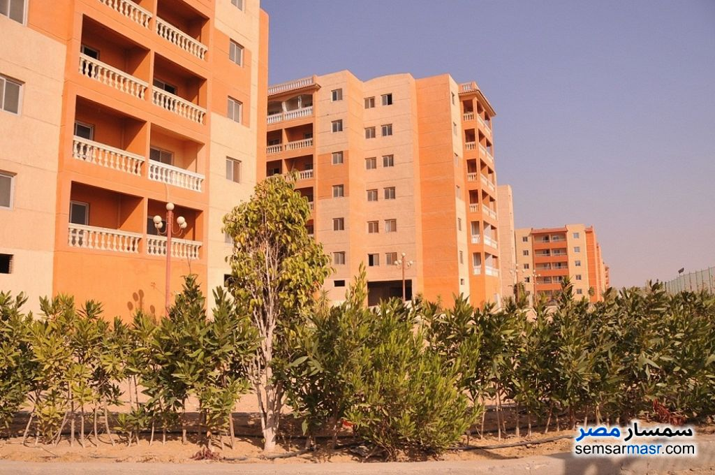 Photo 2 - Apartment 2 bedrooms 1 bath 80 sqm semi finished For Sale Cairo