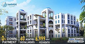 Ad Photo: Apartment 1 bedroom 1 bath 55 sqm super lux in North Coast  Matrouh