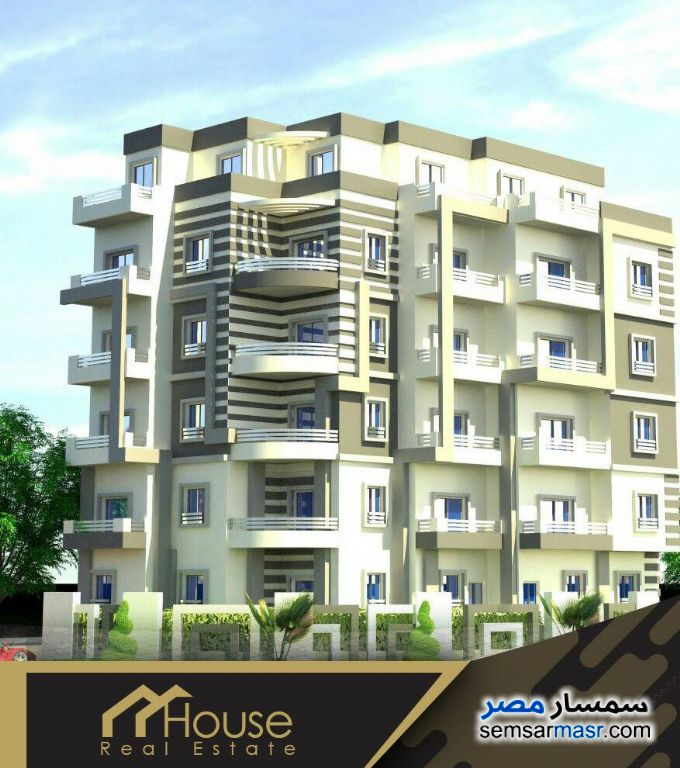 Photo 1 - Apartment 4 bedrooms 3 baths 300 sqm semi finished For Sale North Extensions 6th of October
