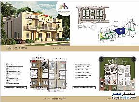 Ad Photo: Villa 5 bedrooms 5 baths 397 sqm semi finished in New Heliopolis  Cairo