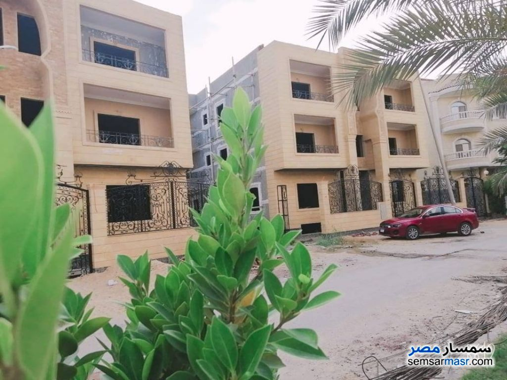 Photo 2 - Apartment 3 bedrooms 3 baths 440 sqm semi finished For Sale El Ubour City Qalyubiyah
