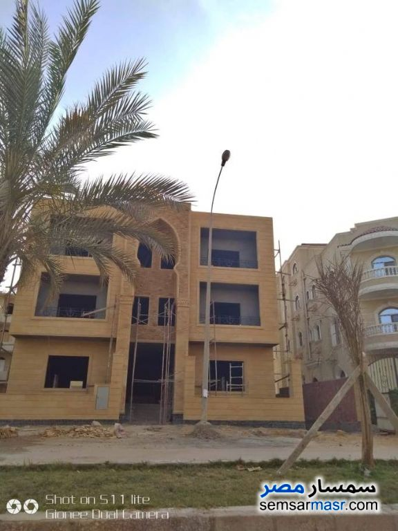 Photo 3 - Apartment 3 bedrooms 3 baths 440 sqm semi finished For Sale El Ubour City Qalyubiyah