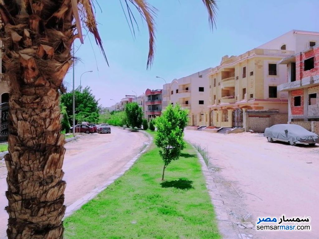 Photo 5 - Apartment 3 bedrooms 3 baths 440 sqm semi finished For Sale El Ubour City Qalyubiyah