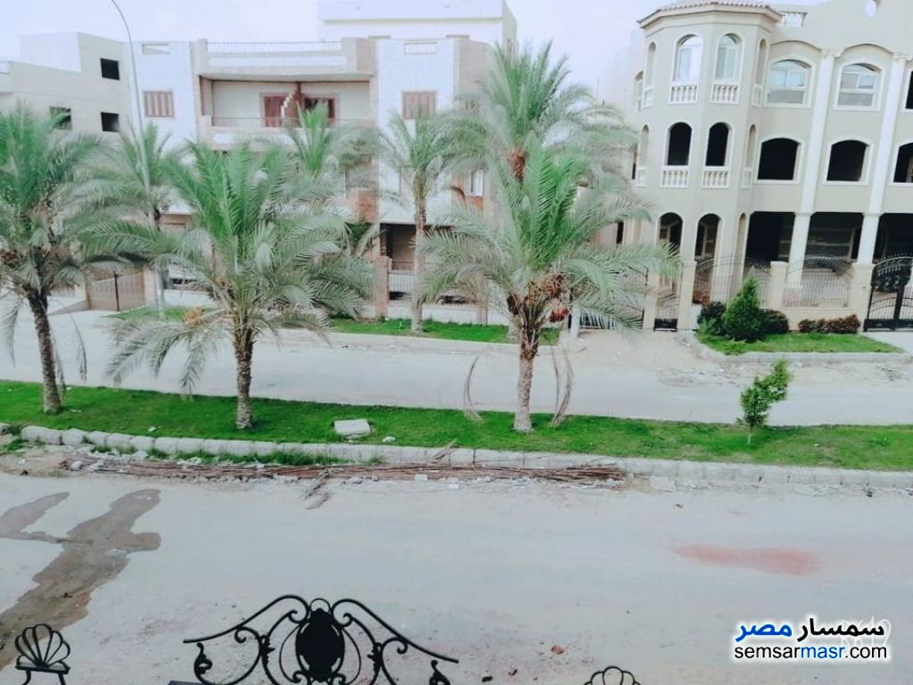 Photo 7 - Apartment 3 bedrooms 3 baths 440 sqm semi finished For Sale El Ubour City Qalyubiyah