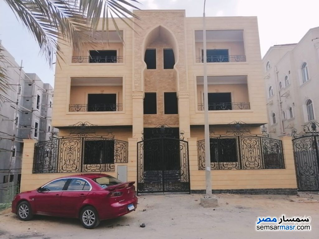 Photo 1 - Apartment 3 bedrooms 3 baths 440 sqm semi finished For Sale El Ubour City Qalyubiyah