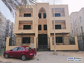 Ad Photo: Apartment 3 bedrooms 3 baths 440 sqm semi finished in El Ubour City  Qalyubiyah