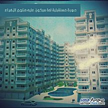 Apartment 2 bedrooms 1 bath 75 sqm without finish For Sale Agami Alexandira - 8