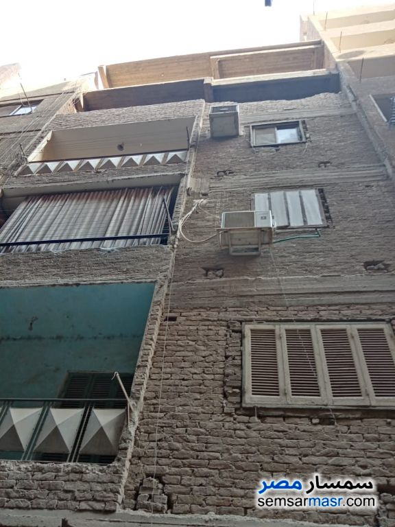 Ad Photo: Building 124 sqm semi finished in Faisal  Giza