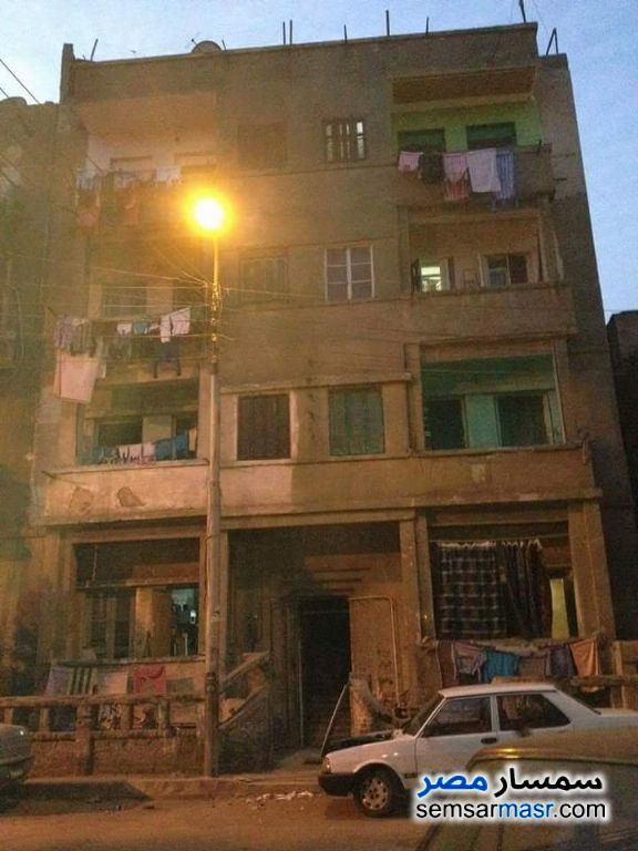 Ad Photo: Building 398 sqm without finish in Heliopolis  Cairo