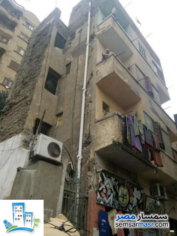 Ad Photo: Building 250 sqm semi finished in Ataba  Cairo