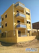Ad Photo: Building 6 bedrooms 3 baths 150 sqm without finish in October Gardens  6th of October