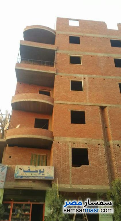 Photo 1 - Building 322 sqm without finish For Sale halwan Cairo