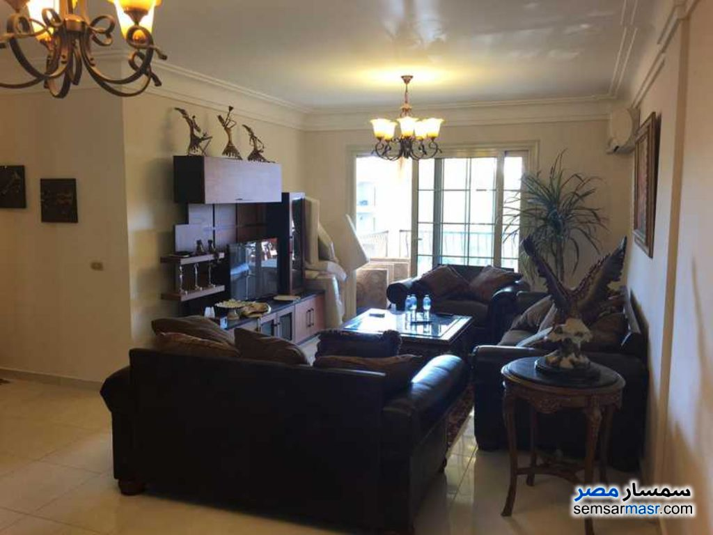 Photo 3 - Apartment 3 bedrooms 2 baths 180 sqm super lux For Sale Amereyah Alexandira