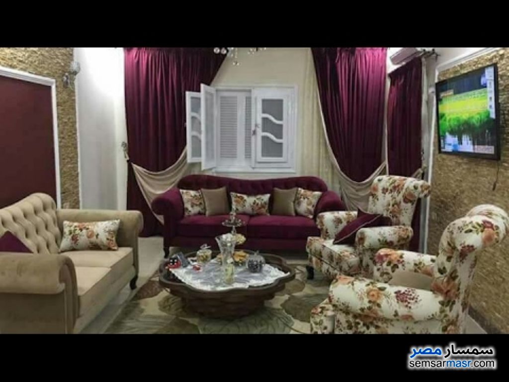 Photo 1 - Apartment 3 bedrooms 1 bath 170 sqm super lux For Rent Smoha Alexandira