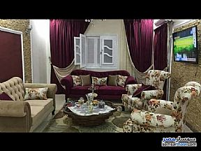Apartment 3 bedrooms 1 bath 170 sqm super lux For Rent Smoha Alexandira - 1