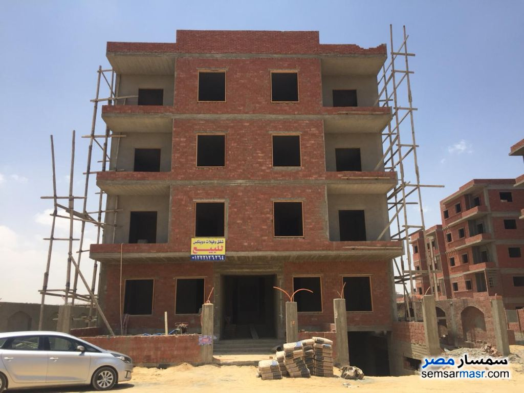 Ad Photo: Building 200 sqm semi finished in Fifth Settlement  Cairo