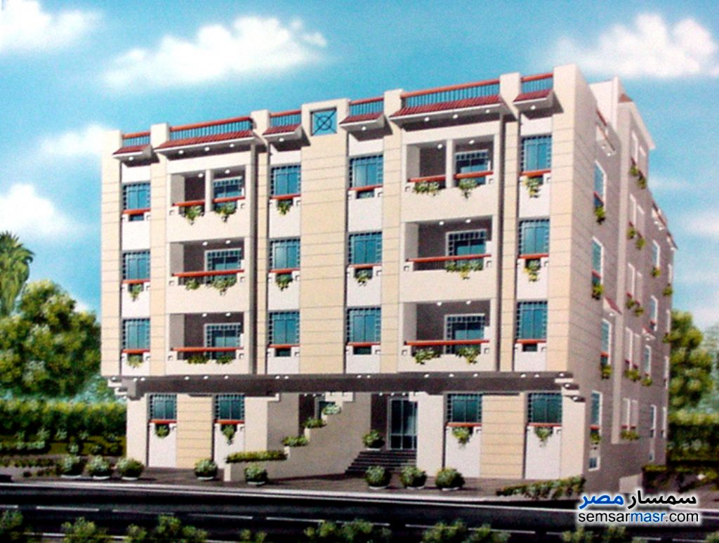 Ad Photo: Building 300 sqm without finish in Fifth Settlement  Cairo