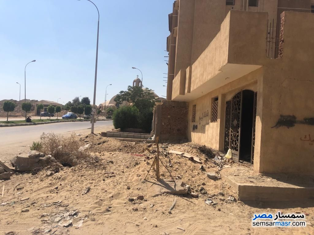 Photo 2 - Building 375 sqm without finish For Sale El Ubour City Qalyubiyah