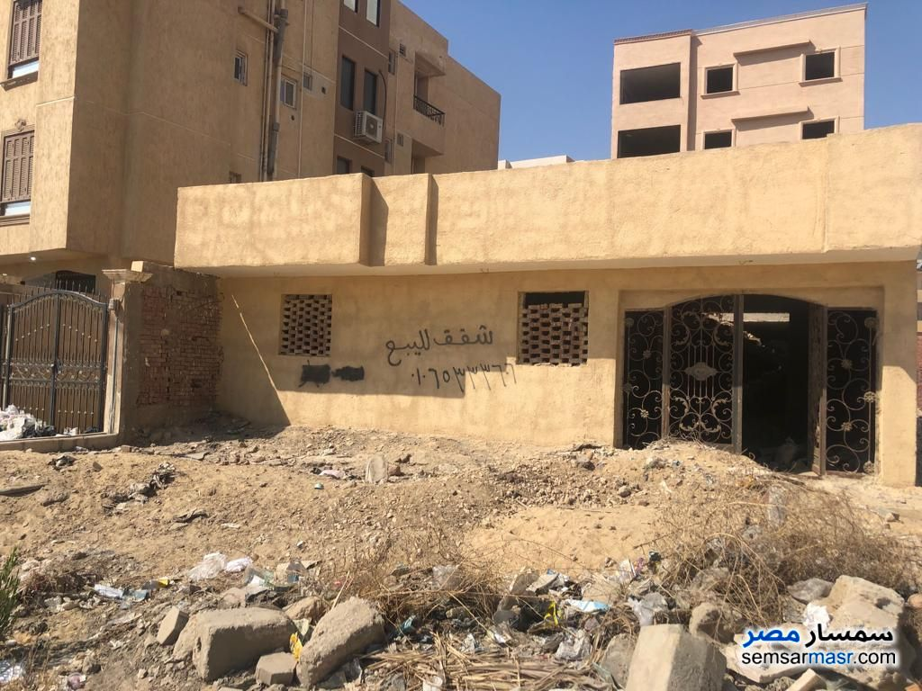 Photo 1 - Building 375 sqm without finish For Sale El Ubour City Qalyubiyah