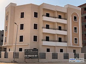 Ad Photo: Building 421 sqm without finish in Badr City  Cairo