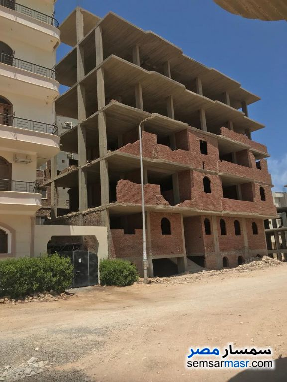 Ad Photo: Building 253 sqm without finish in Hurghada  Red Sea