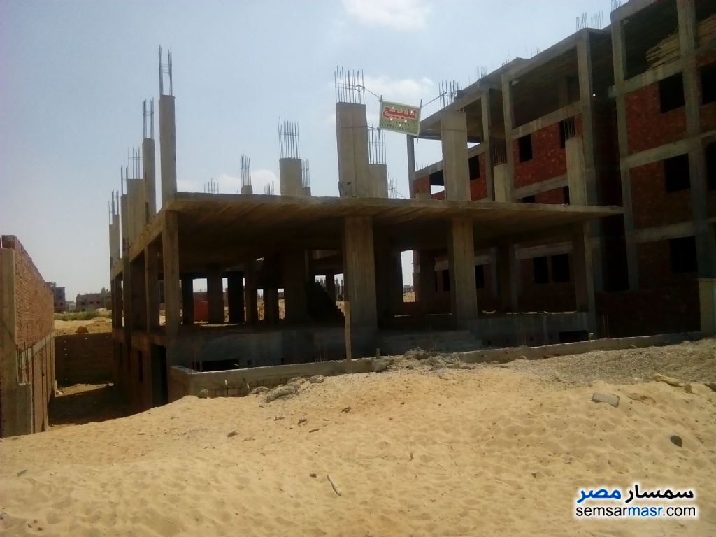 Photo 1 - Building 600 sqm without finish For Sale Badr City Cairo
