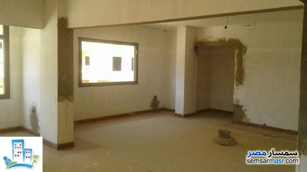 Building 440 sqm semi finished For Sale Al Fardous City 6th of October - 2