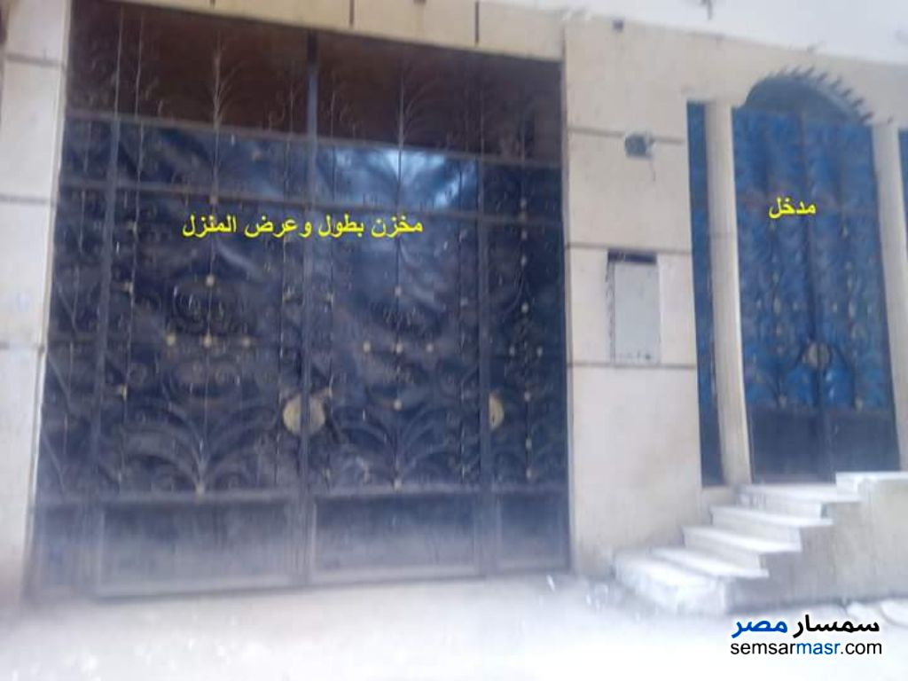 Photo 2 - Building 135 sqm super lux For Sale Shubra El Kheima Qalyubiyah