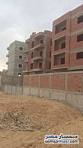500 sqm without finish For Sale North Extensions 6th of October - 2