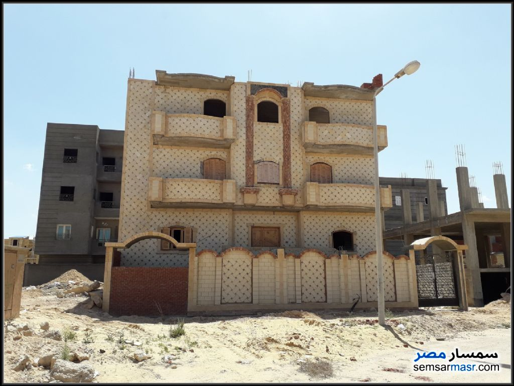 Photo 1 - Building 280 sqm without finish For Sale Borg Al Arab Alexandira