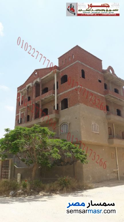 Photo 2 - Building 340 sqm without finish For Sale Borg Al Arab Alexandira