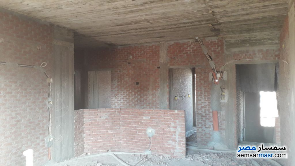 Photo 4 - Building 340 sqm without finish For Sale Borg Al Arab Alexandira