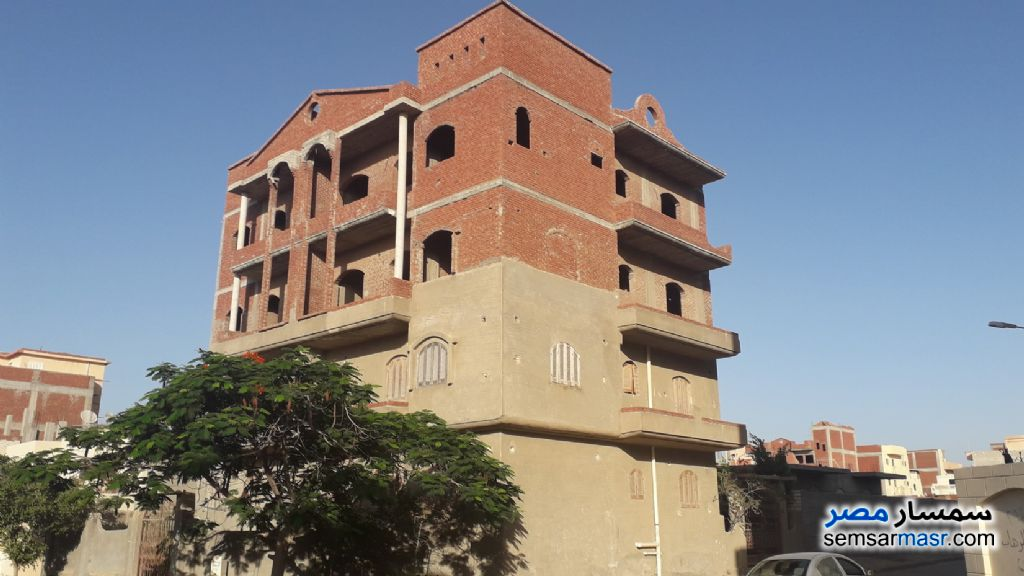 Photo 6 - Building 340 sqm without finish For Sale Borg Al Arab Alexandira
