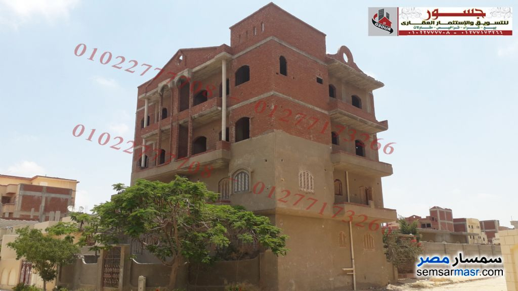 Photo 7 - Building 340 sqm without finish For Sale Borg Al Arab Alexandira
