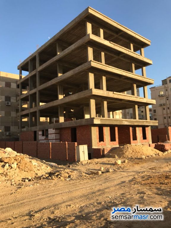 Ad Photo: Building 421 sqm without finish in Maadi  Cairo