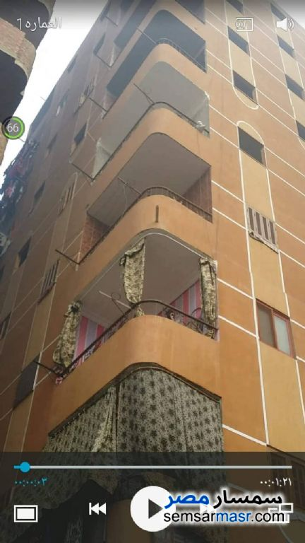 Photo 1 - Building 165 sqm without finish For Sale Shubra El Kheima Qalyubiyah