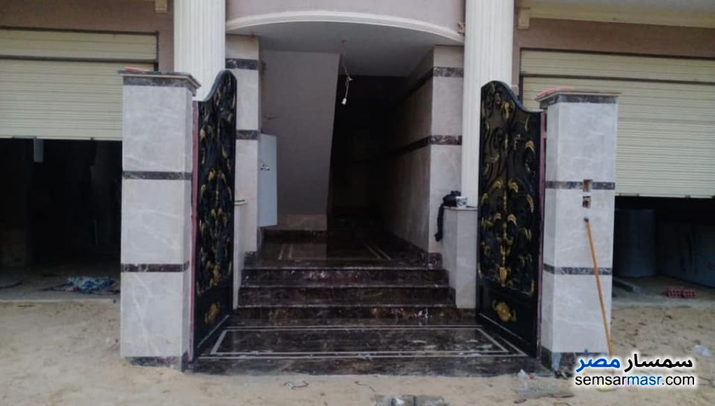 Photo 5 - Building 411 sqm without finish For Sale Shorouk City Cairo