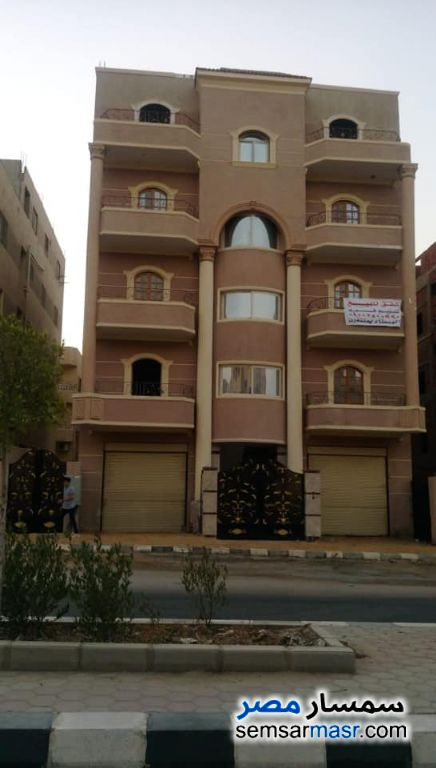 Photo 4 - Building 411 sqm without finish For Sale Shorouk City Cairo