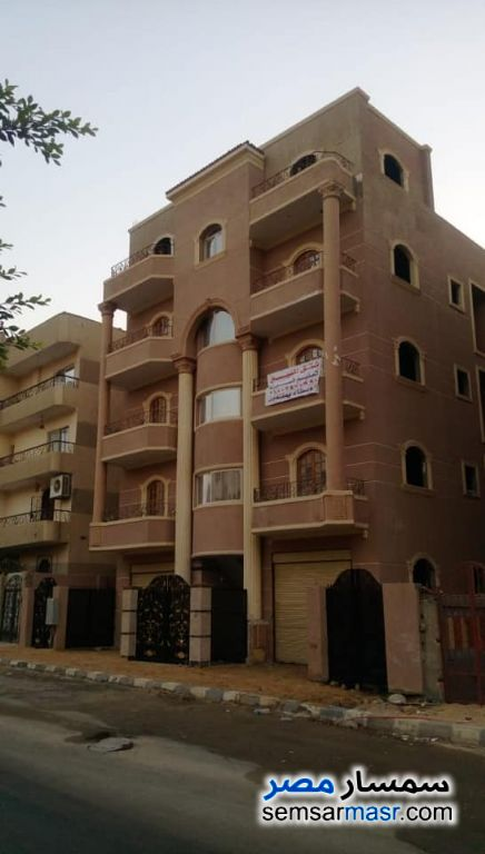 Photo 9 - Building 411 sqm without finish For Sale Shorouk City Cairo
