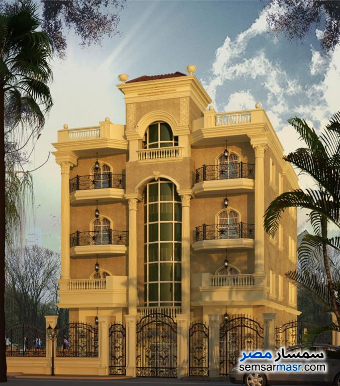 Photo 1 - Building 411 sqm without finish For Sale Shorouk City Cairo