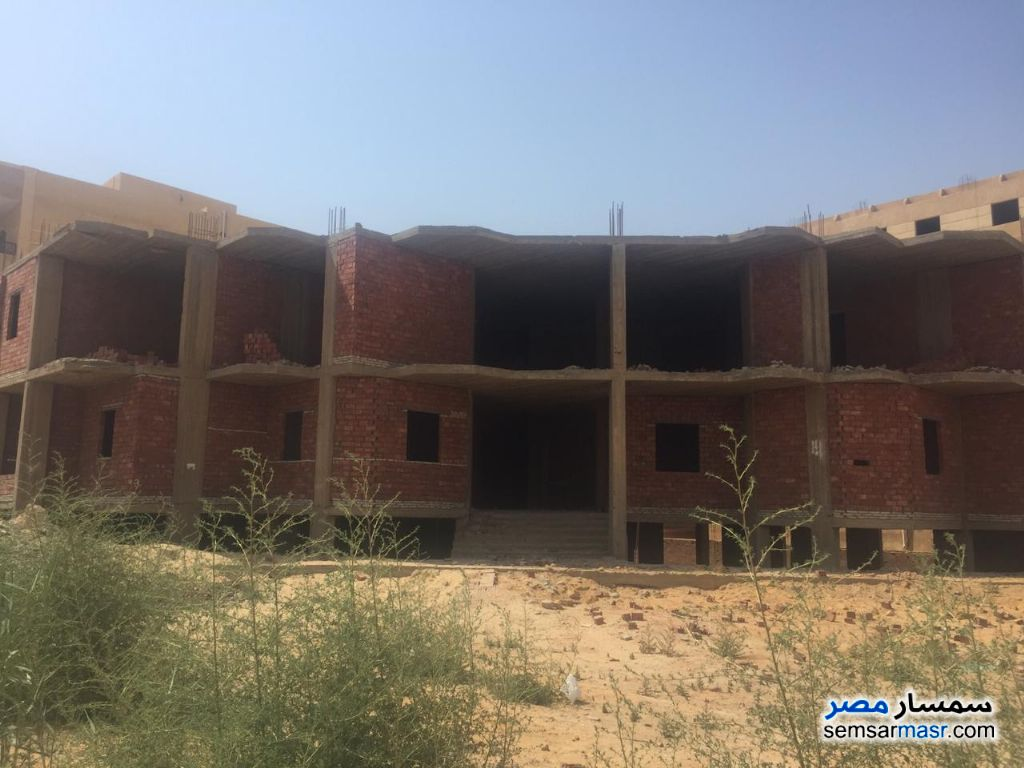 Photo 2 - Building 1,024 sqm semi finished For Sale Shorouk City Cairo