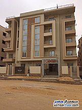 Ad Photo: Apartment 3 bedrooms 2 baths 120 sqm semi finished in Fifth Settlement  Cairo