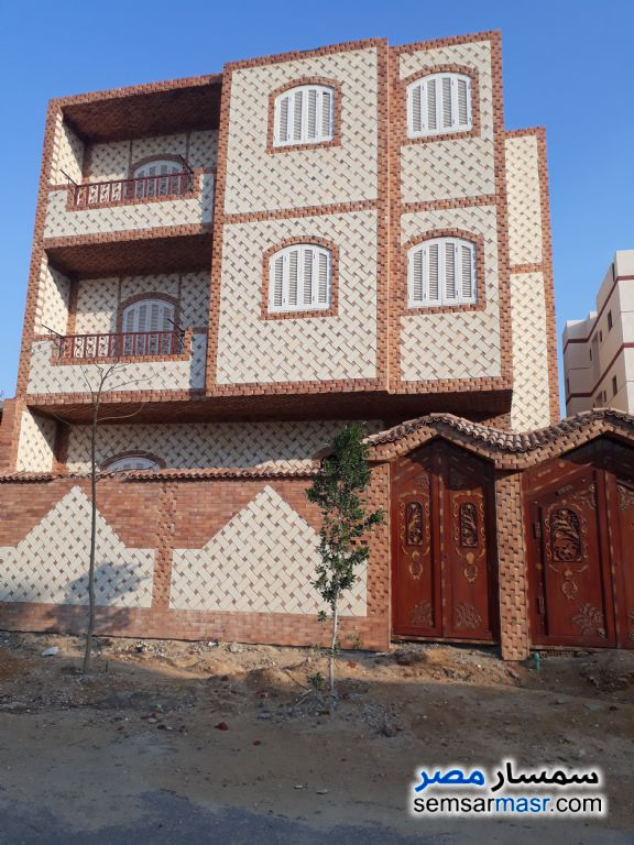 Photo 1 - Building 209 sqm semi finished For Sale Sadat Minufiyah