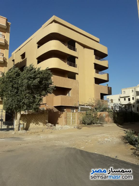 Photo 1 - Building 825 sqm semi finished For Sale Hadayek Al Ahram Giza